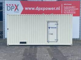 generator Perkins 4008TAG2A - 1.128 kVA Generator - DPX-25055 2014