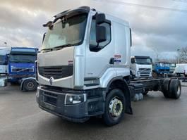 chassis cabine vrachtwagen Renault LANDER  460DXI MANUEL GEARBOX , RETARDER  720.000 KM 2010