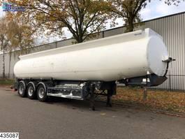 tankoplegger MERCERON Fuel 39153 liter, 7 Compartments 2000