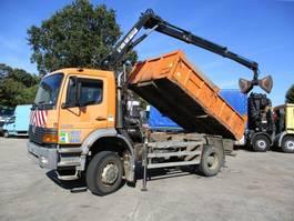 kipper vrachtwagen > 7.5 t Mercedes-Benz 1823 AK 4X4 + HIAB 085-2 radiocontrol 2000