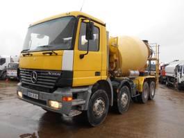 betonmixer vrachtwagen Mercedes-Benz Actros 2009
