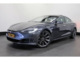 hatchback auto Tesla Model S 60 320 PK | FACELIFT | AUTOPILOT | PANO-DAK | LUCHTVERING | 21''... 2016