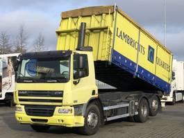 kipper vrachtwagen > 7.5 t DAF 75 CF 310 GETREIDE KIPPER EURO 5 MANUAL 2007