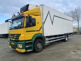 koelwagen vrachtwagen Mercedes-Benz AXOR 1824L, Carrier Suppra 950mt 2008