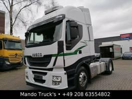 standaard trekker Iveco Stralis 460 HI-Way, Euro6, Retarder, Standklima 2014