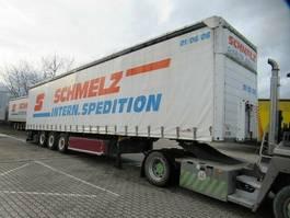 schuifzeil oplegger Schmitz Cargobull Gardine, Edscha, SAF Scheibe,Lift, 12642XL Plane 2007