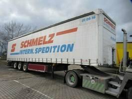 schuifzeil oplegger Schmitz Cargobull S01, Edscha, Portaltüren, Lift, SAF Scheibe 2007