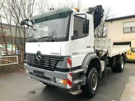 kraanwagen Mercedes-Benz 4x4  1828 PALFINGER PK 27000 E WINDE KRAN CRAN 2001