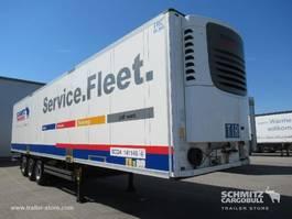 koel-vries oplegger Schmitz Cargobull Auflieger Tiefkühler Standard Dubbeldeks 2015