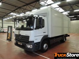 bakwagen vrachtwagen Mercedes-Benz ATEGO 1223 L 2018