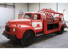 brandweerwagen vrachtwagen Bedford 1958 1958