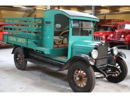 platform vrachtwagen Chevrolet 1927 Capitol 1 ton 1927