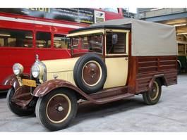huifzeil vrachtwagen Citroën B14 1927