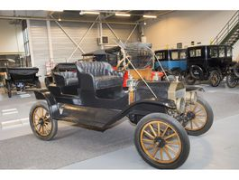 sedan auto Ford T RUNABOUT 1909