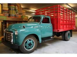 platform vrachtwagen GMC 1948 GMC 1948