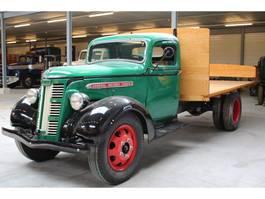 platform vrachtwagen GMC 1947 FLATBED 1947