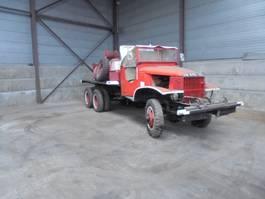 tankwagen vrachtwagen GMC CCKW 353 6X6 1944