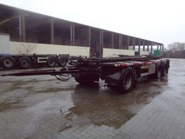 container chassis aanhanger Burg BPA 10 18 L 1995