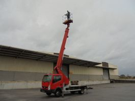 hoogwerker bedrijfswagen Nissan Cabstar 21 METER 2007