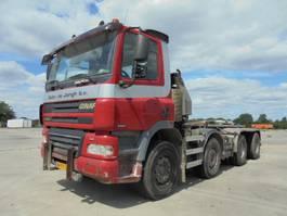 containersysteem vrachtwagen Ginaf X 4241 4241S 2009