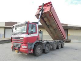 kipper vrachtwagen > 7.5 t Ginaf X 5250 TS 2009