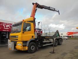 containersysteem vrachtwagen Ginaf X 3232 S 6X4 2006