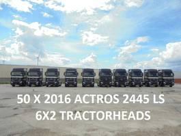 standaard trekker Mercedes-Benz Actros 2445 LS 6X2 2016