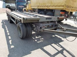 container chassis aanhanger MOL A67C/816/24/1 1994