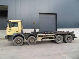 containersysteem vrachtwagen MAN 41.403 8x4 1998