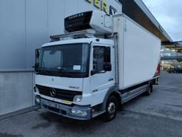 koelwagen vrachtwagen Mercedes-Benz Atego 1018L 2006