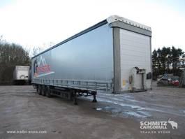 schuifzeil oplegger Schmitz Cargobull Auflieger Schiebeplane Standard Hydr. laadklep 2016
