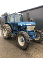 standaard tractor landbouw Ford Tw 10 1980