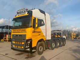 zware last trekker Volvo FH16-750 2015