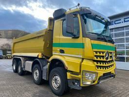 open laadbak vrachtwagen Mercedes-Benz Arocs 4146 8x4 EURO6 Muldenkipper TOP!