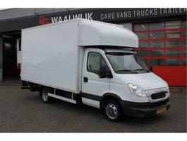gesloten bestelwagen Iveco 35c15 Luchtgeveerd Luchtvering + Airco+ Cruise d'Hollandia 1000 kg 2012