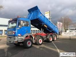 kipper vrachtwagen > 7.5 t MAN TGA 32.410 Full steel - Manual - Mech pump - Meiller 2002