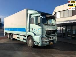 bakwagen vrachtwagen MAN TGS 26.360 6X2-4 BL 2009