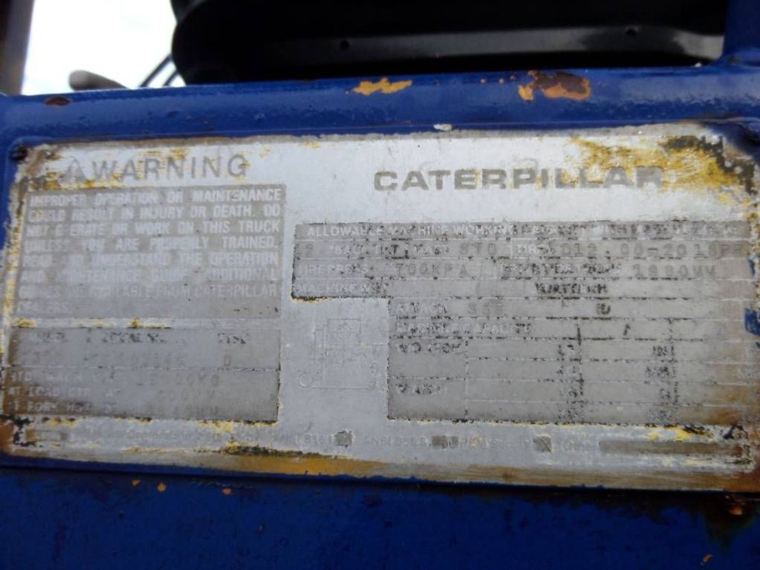 vorkheftruck Caterpillar V 330 B 1990