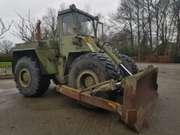 D18C 580 original hours ex dutch army