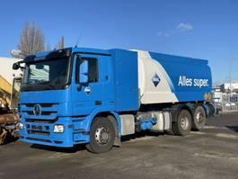 tankwagen vrachtwagen Mercedes-Benz Actros 2541 , 6x2 Schmierstoffe / Diesel /Heizöl 2010