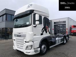 wissellaadbaksysteem vrachtwagen DAF xF 460 FAR / Liftachse / ZF Intarder