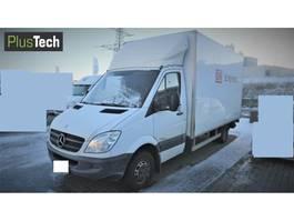 bakwagen vrachtwagen Mercedes-Benz Sprinter 2013