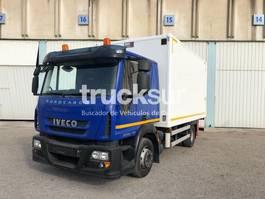 bakwagen vrachtwagen Iveco Eurocargo 120 E25 2011