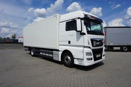 containersysteem vrachtwagen MAN TGX 18.480 CONTAINER WITH LIFT