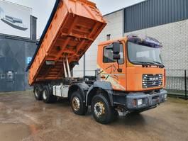 kipper vrachtwagen > 7.5 t MAN 35.414 2002