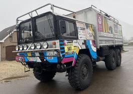 show vrachtwagen MAN Kat 6x6 service truck