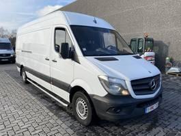 gesloten bestelwagen Mercedes-Benz SPRINTER 313 MAXI 2014