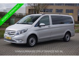 minivan - personenbus Mercedes-Benz Vito 116 CDI Lang 2.0 9G-Tronic 9 persoons Airco Cruise Navi 18