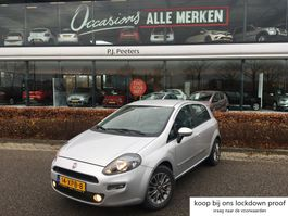 hatchback auto Fiat Punto Evo 1.3 M-Jet Easy (werkelijk nieuwstaat) (climate control - cruis... 2012