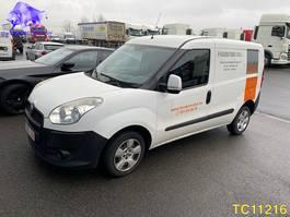 overige bedrijfswagens Fiat Doblo 1.3 JTD Euro 5 2013